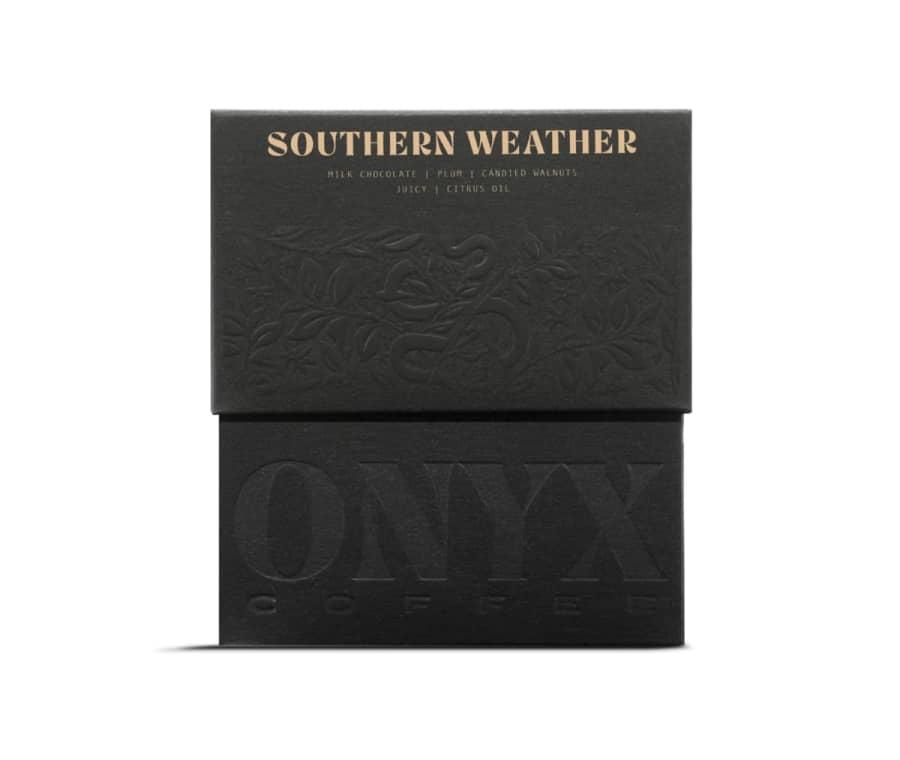 Southern Weather | Onyx Coffee Lab