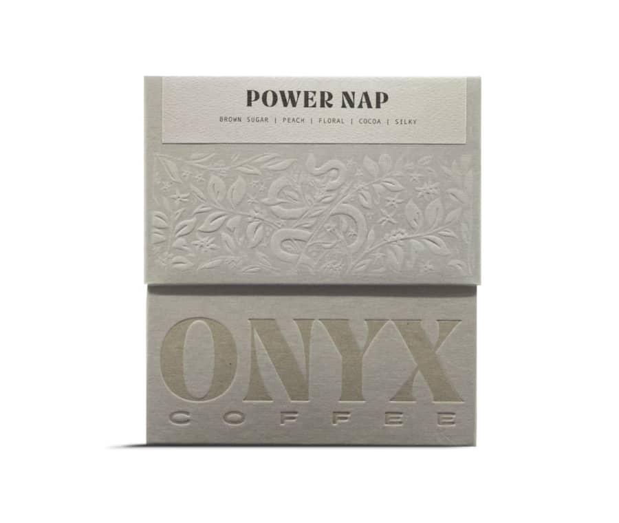 Power Nap | Onyx Coffee Lab