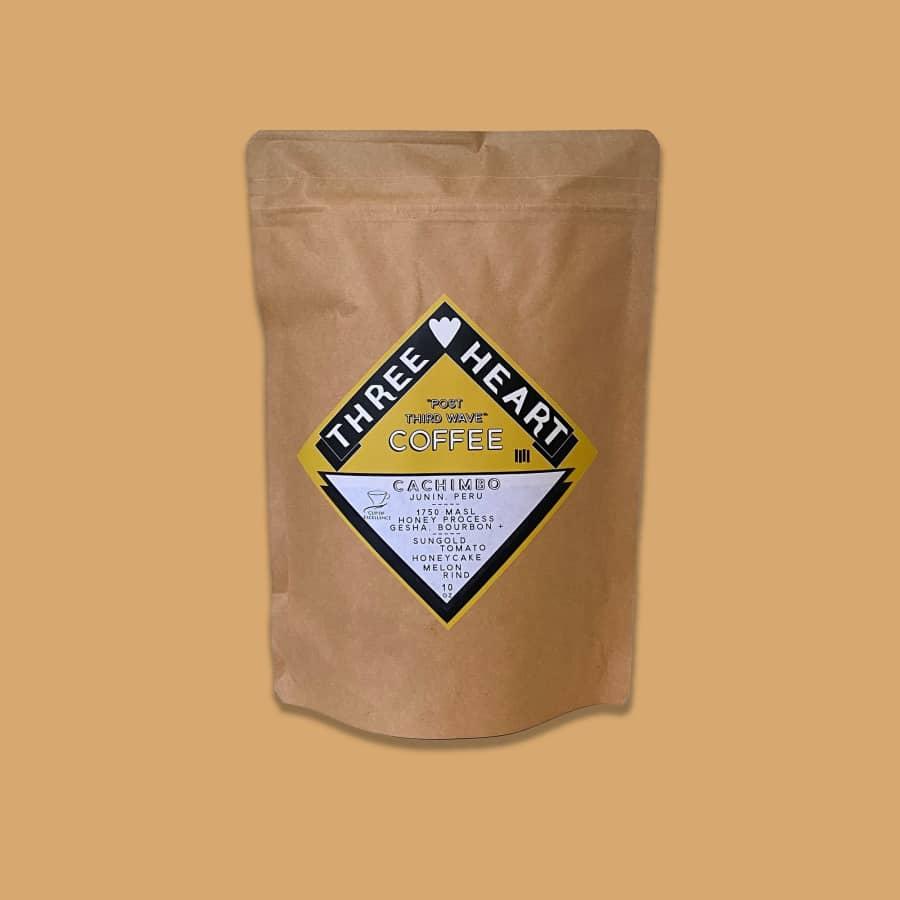 Cachimbo | Three Heart Coffee Roastery