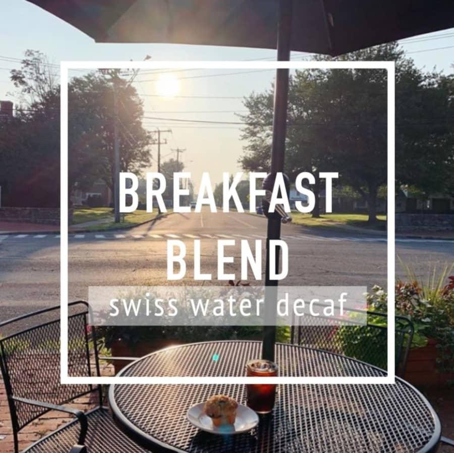 Breakfast Blend | Daybreak Coffee Roasters