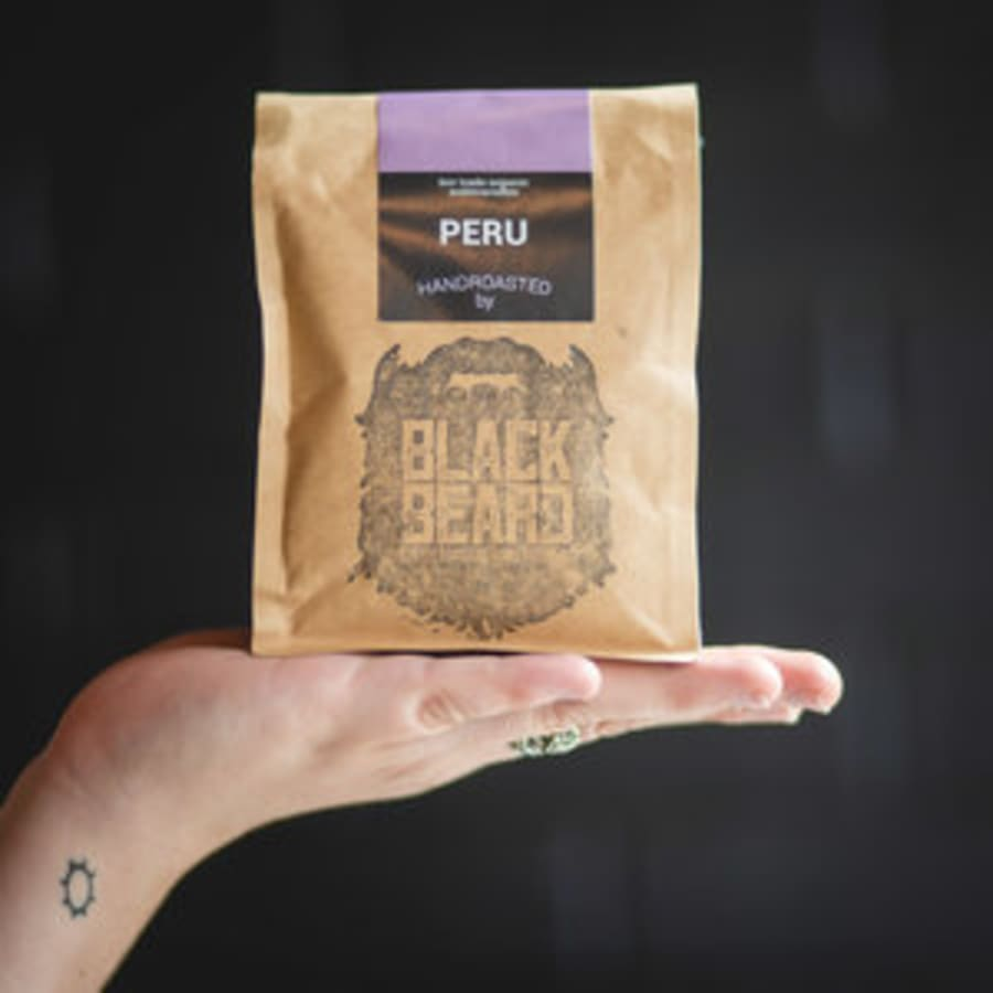 Peru   Blackbeard Roasters