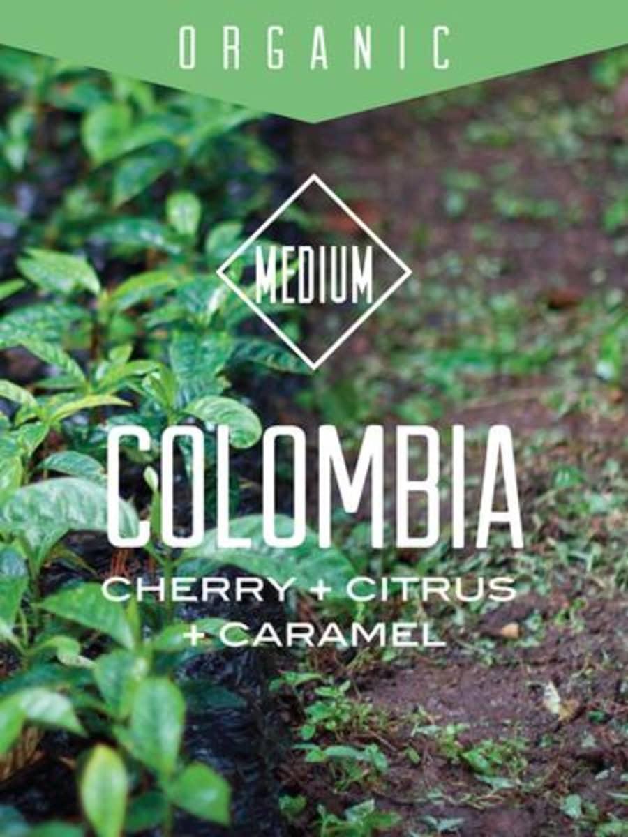 Organic Colombia Toliba | Centri Coffee