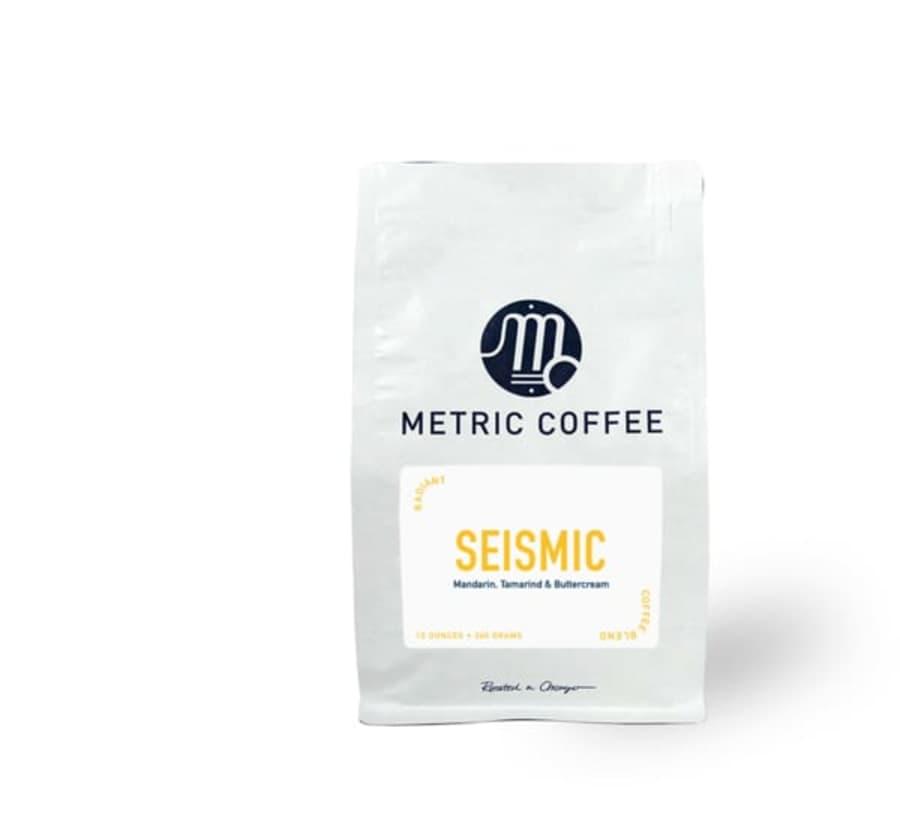 Seismic | Metric Coffee