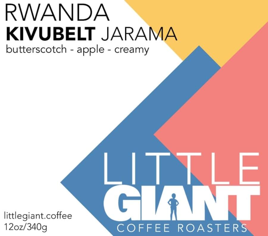 Rwanda KivuBelt | Little Giant Coffee Roasters