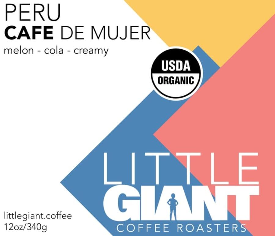 Peru Cafe De Mujer | Little Giant Coffee Roasters