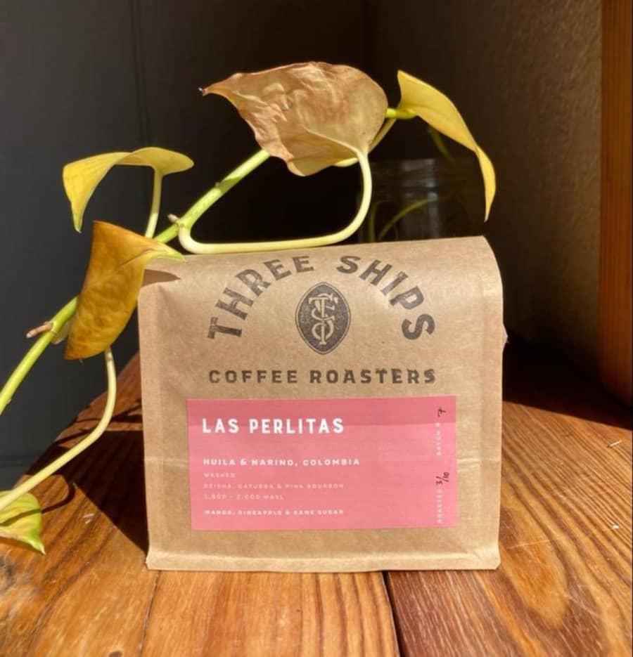Las Perlitas, Columbia   Three Ships Coffee