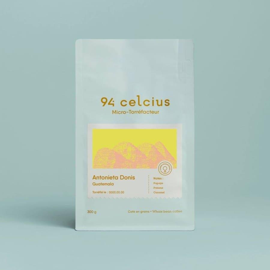 Antonieta Donis | 94 Celcius Coffee Roaster