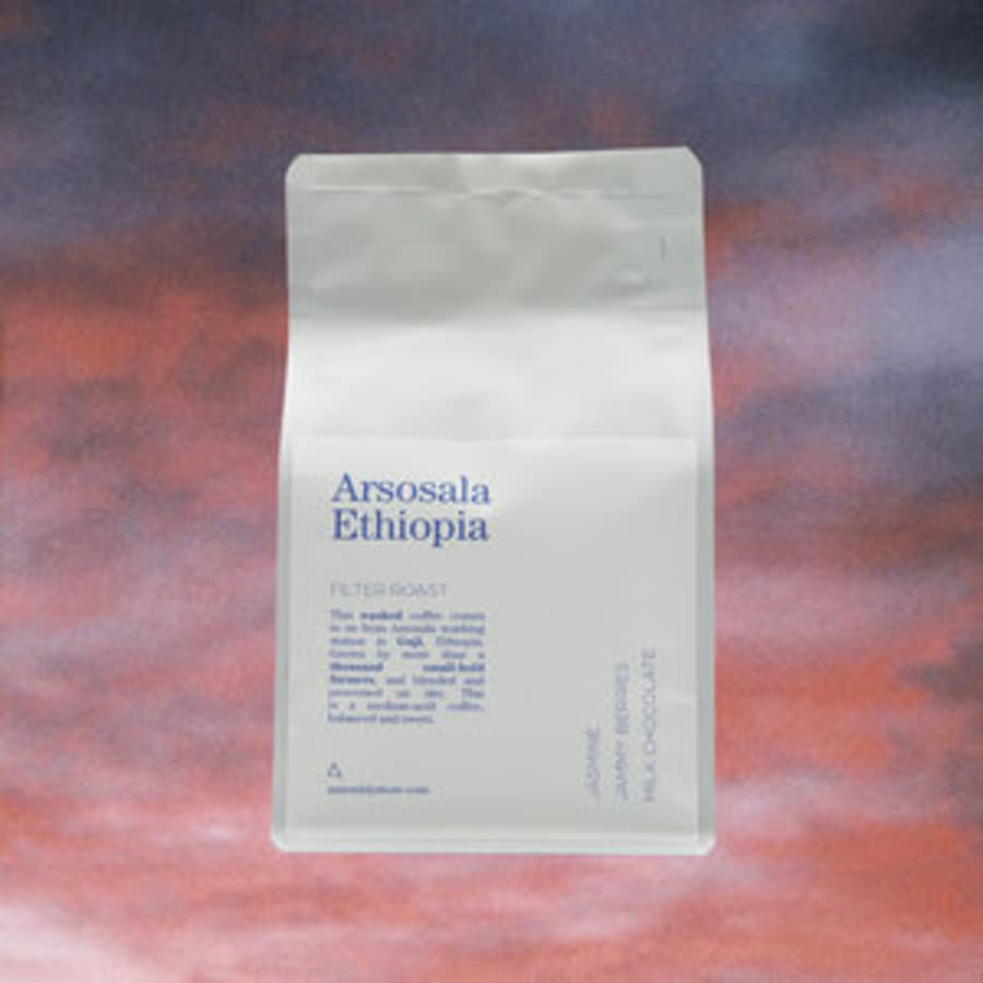 Ethiopia, Arsosala - Filter   Assembly