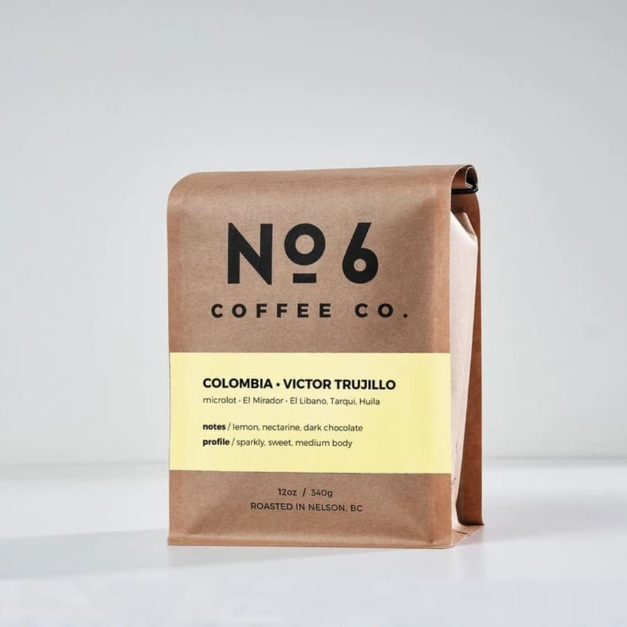 Victor Trujillo | No6 Coffee Co.