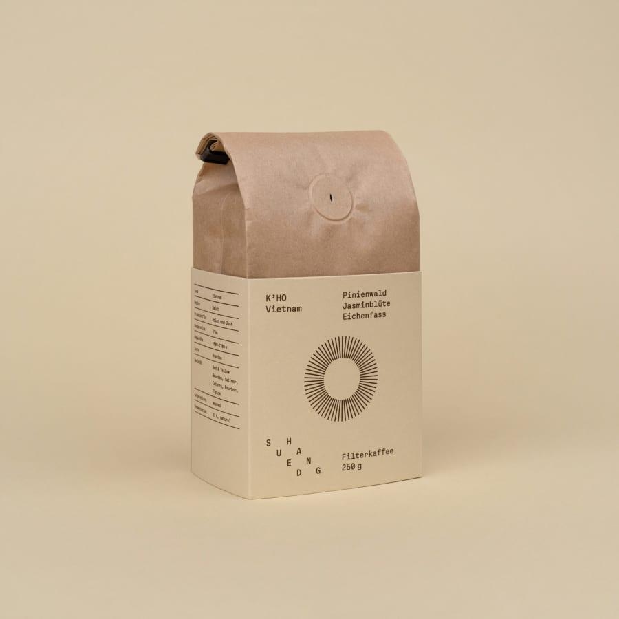 K'HO | SUEDHANG coffee