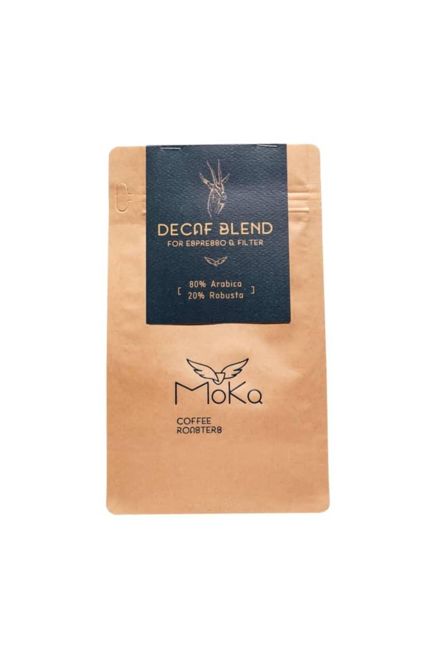 Decaf Blend | Moka Coffee Roasters