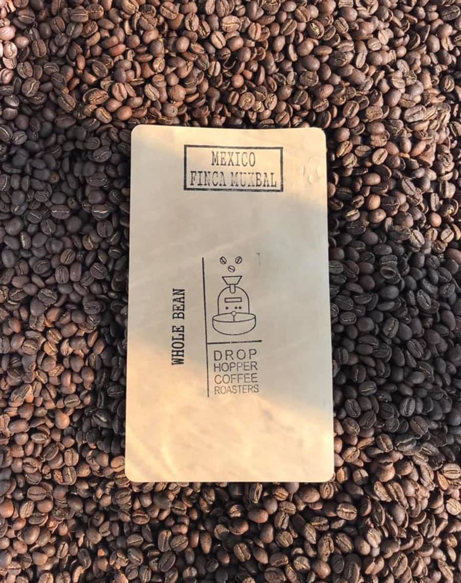 Mexico Fina Muxbal   Drop Hopper Coffee Roasters