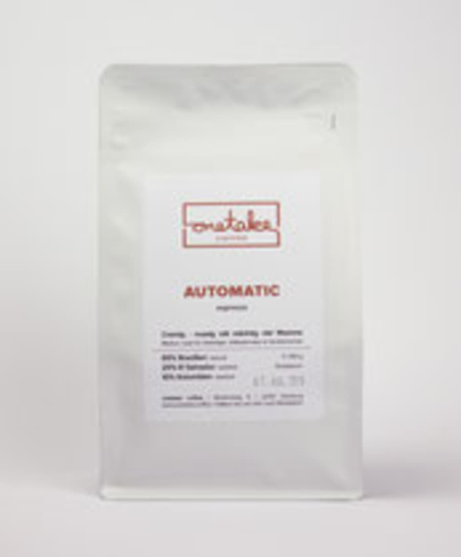 Automatic | Onetake coffee