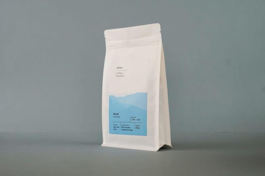 Decaf | Schot Koffie