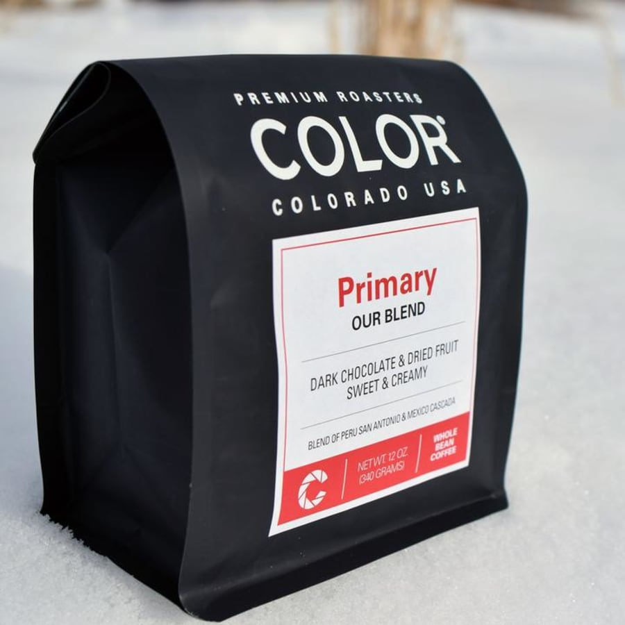 Primary   Color Coffee Roasters