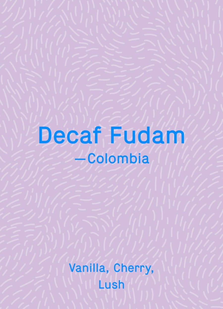 Decaf Fudam | Little Wolf Coffee Roasters