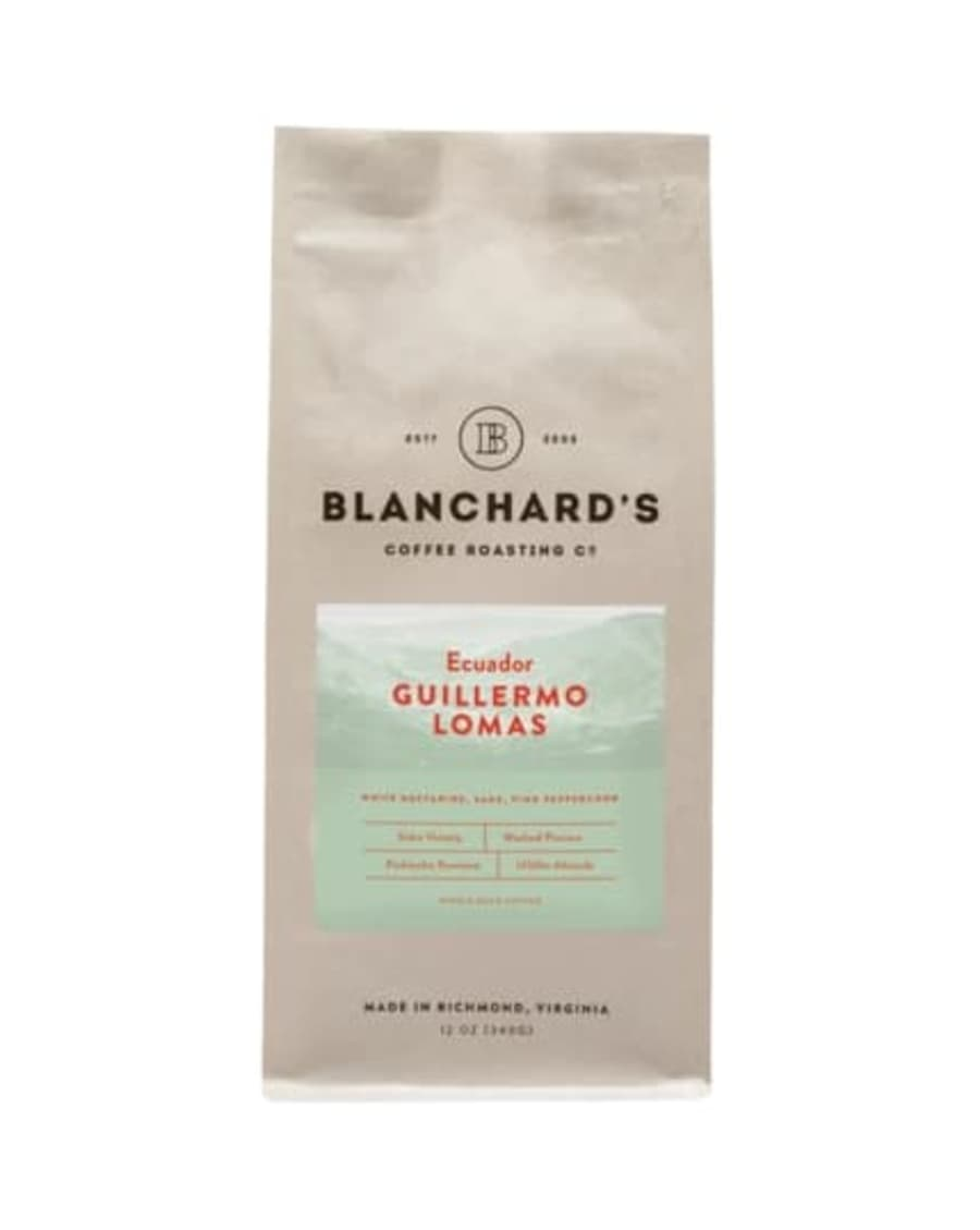 Guillermo Lomas | Blanchard's Coffee Roasting Co.