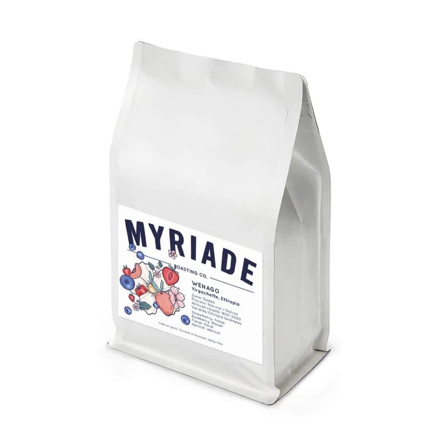 Wenago | Myriade Roasting Co.