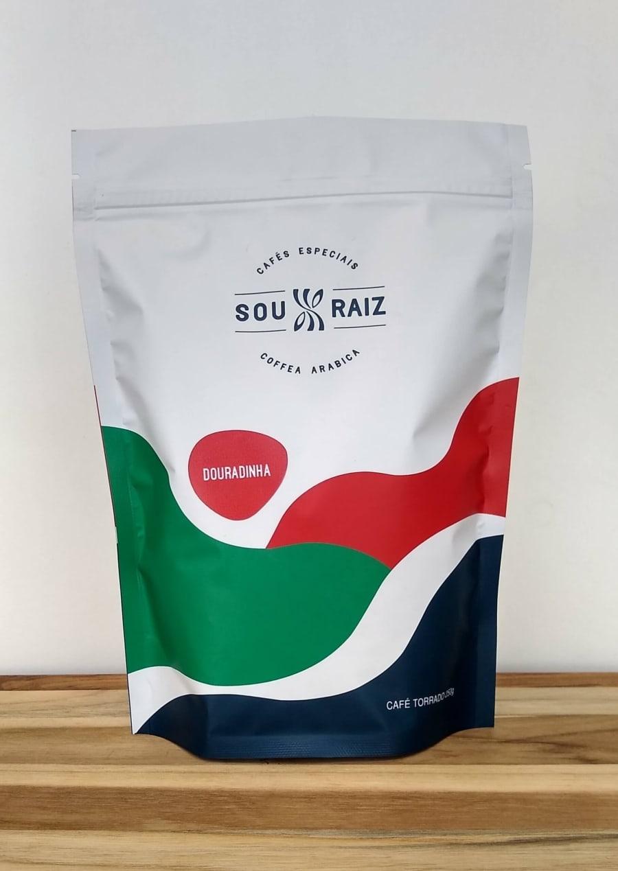 Douradinha | Café Sou Raiz