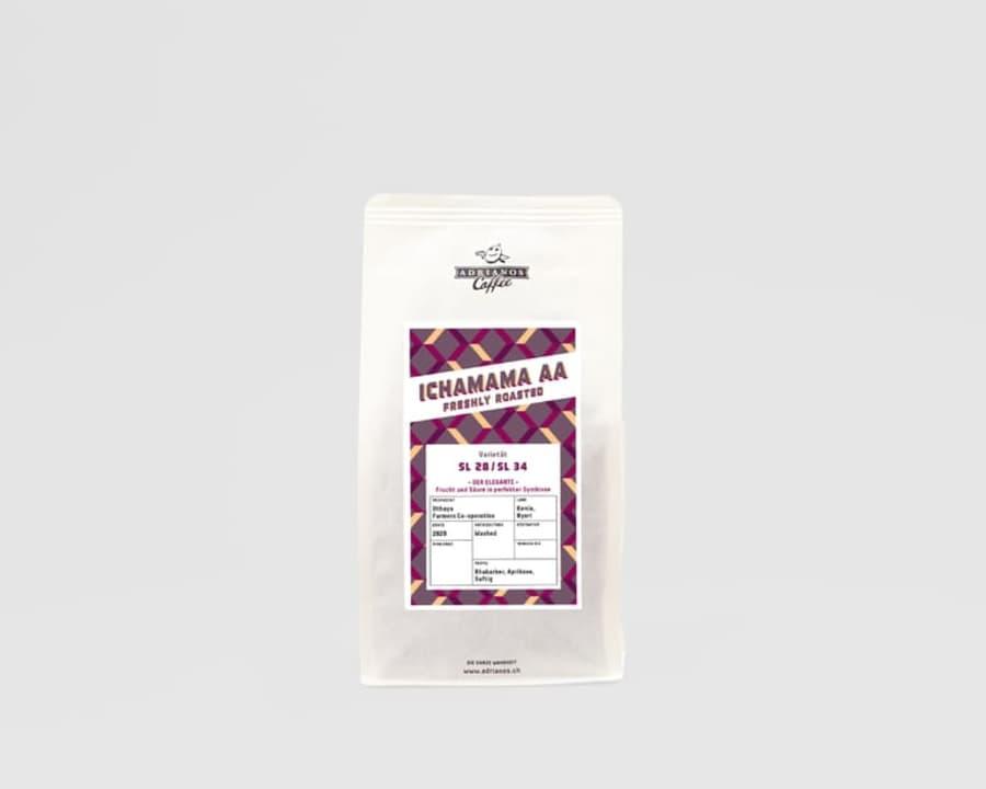 Ichamama AA | Adrianos Kaffeebrennerei