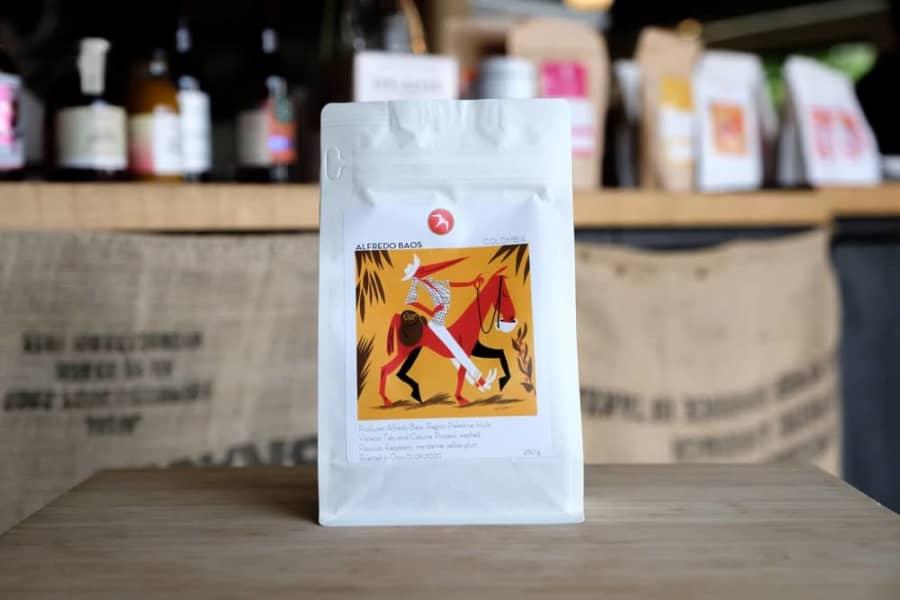 Alfredo Baos   Fuglen Coffee Roasters
