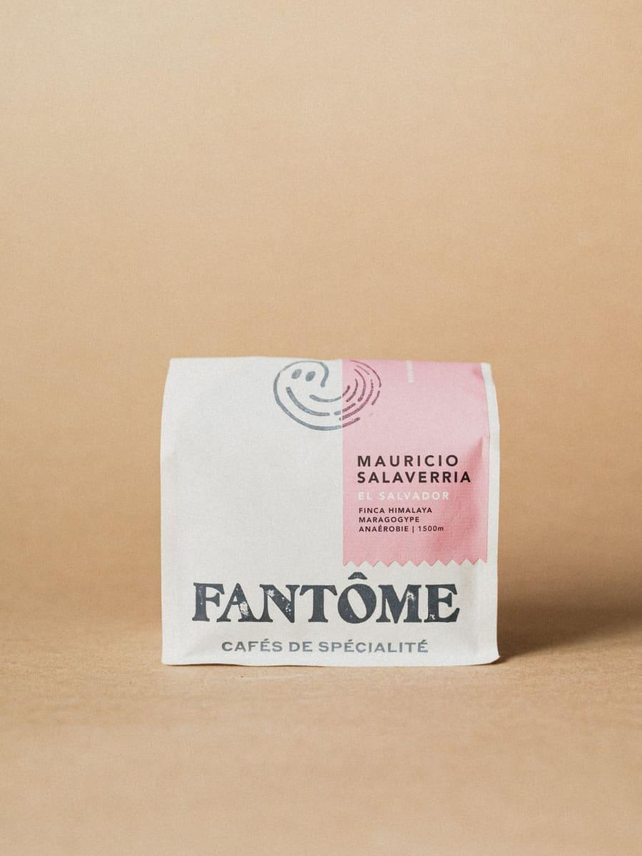 Mauricio Salaverria | Fantôme Café