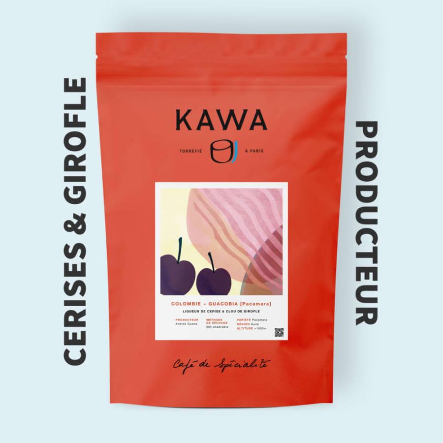 Guacobia (Pacamara)   Kawa Coffee