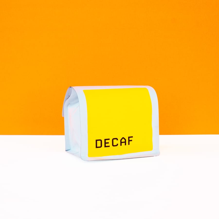 Decaf   We Are Here Coffee