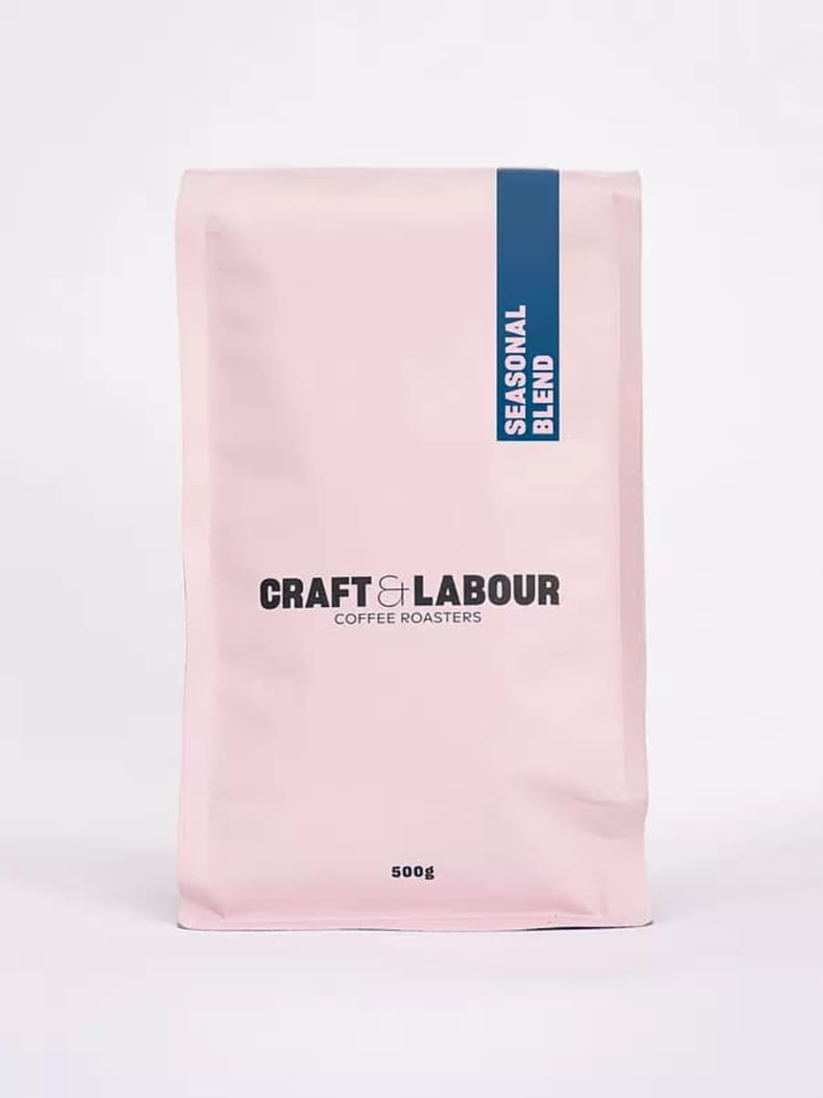 Seasonal Espresso Blend | Craft and Labour Coffee Roasters