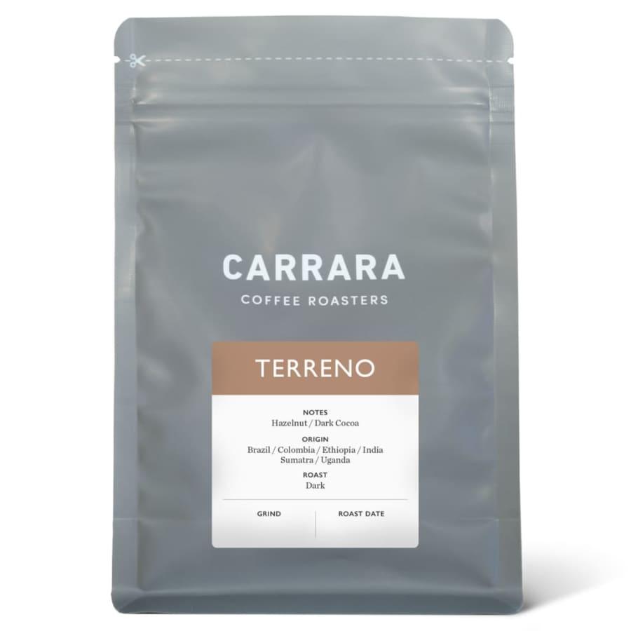 Terreno | Carrara Coffee Roasters