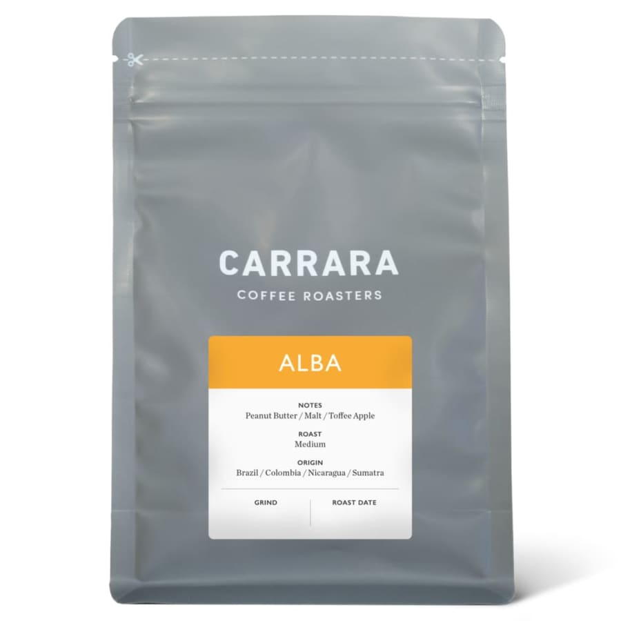 Alba   Carrara Coffee Roasters