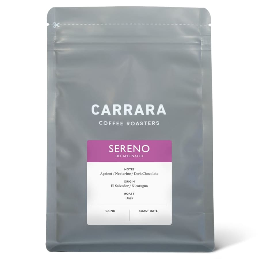 Sereno | Carrara Coffee Roasters