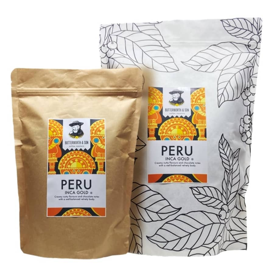 Inca Gold | Butterworth and Son Coffee Roasters