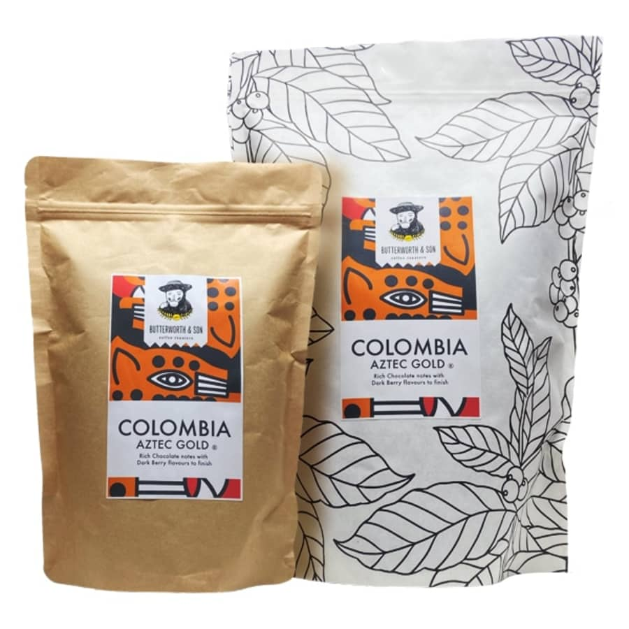 Aztec Gold | Butterworth and Son Coffee Roasters
