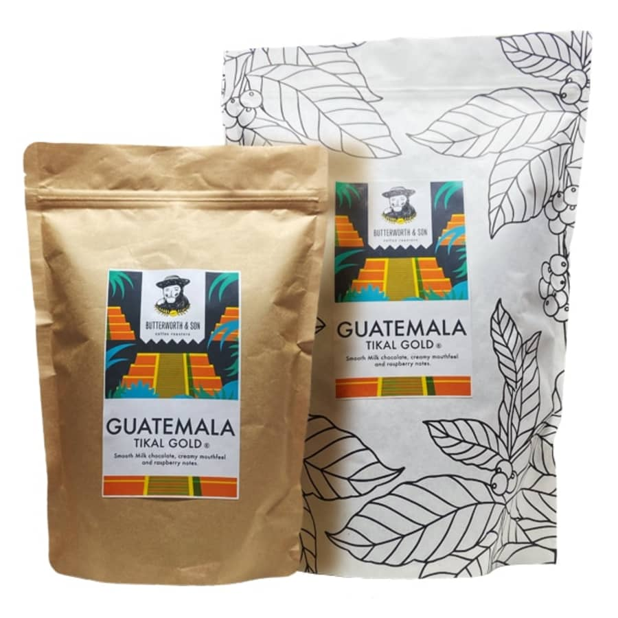 Tikal Gold   Butterworth and Son Coffee Roasters