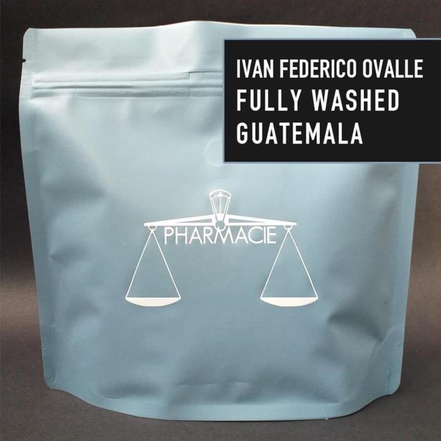Ivan Federico Ovalle | Pharmacie Coffee