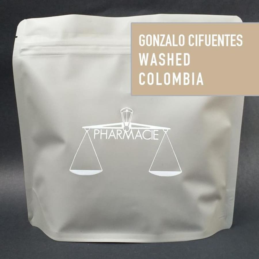 Gonzalo Cifuentes | Pharmacie Coffee