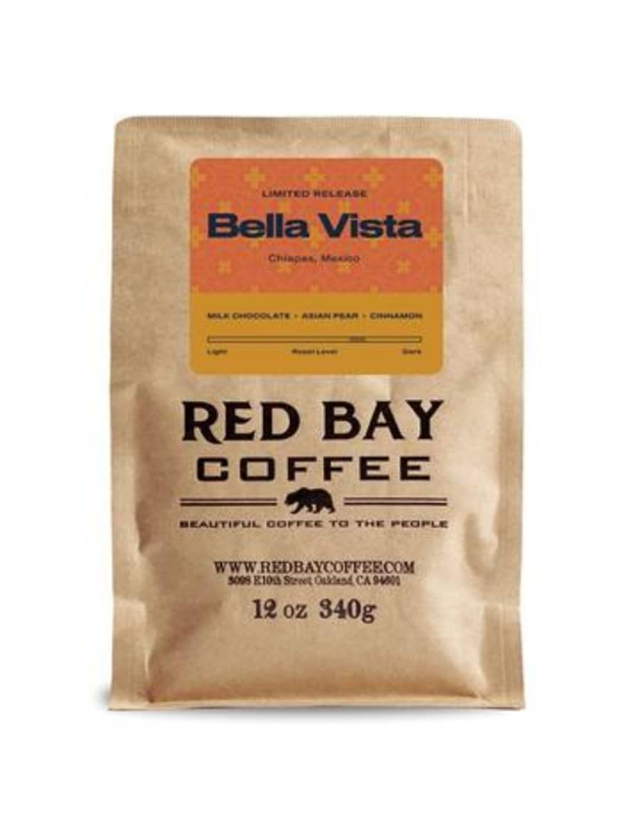 Bella Vista | Red Bay Coffee