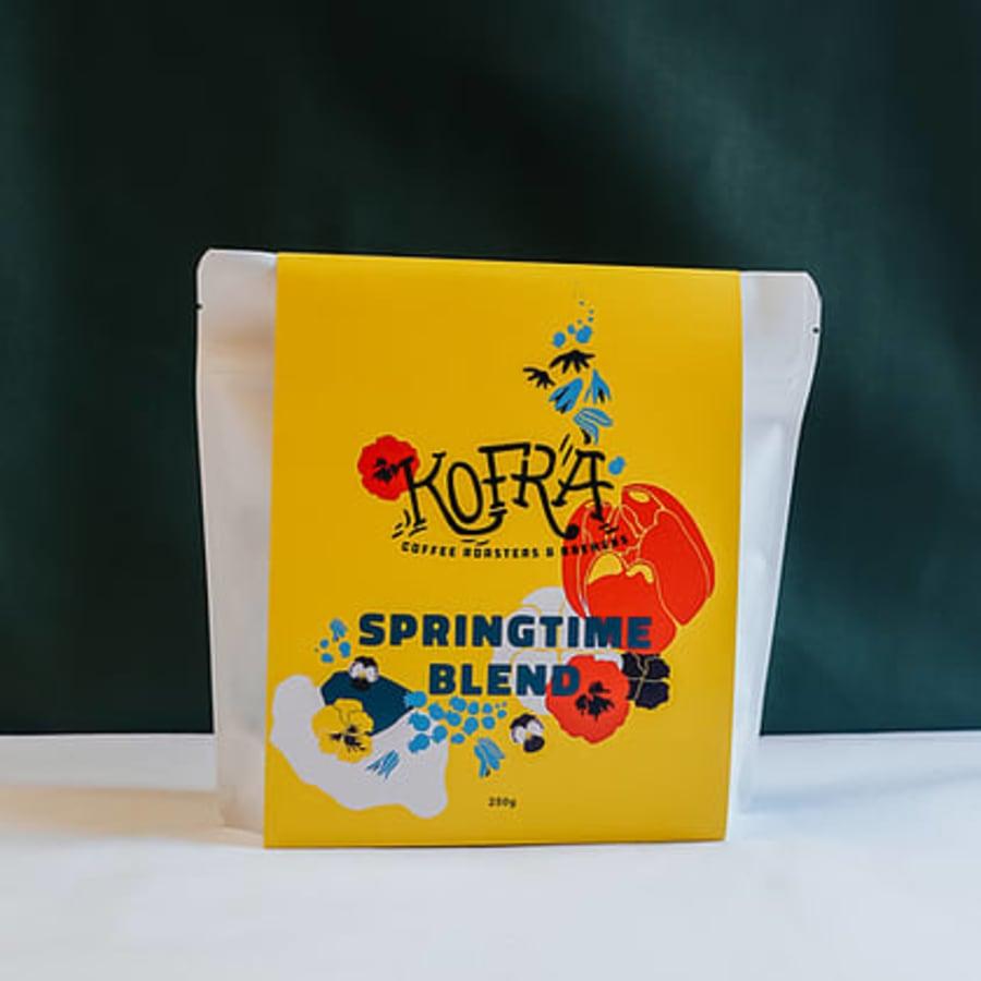 Springtime Blend | Kofra coffee