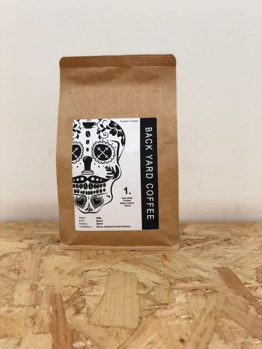 No 1. - House Blend | Back Yard Coffee