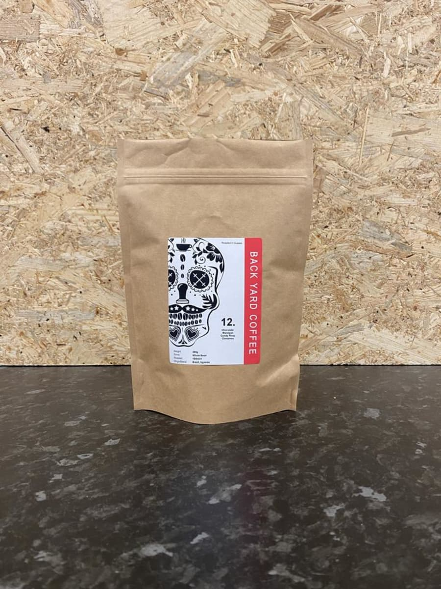 No 12. - Blend | Back Yard Coffee