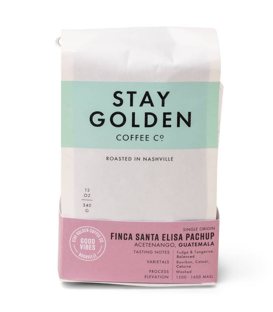 Finca Santa Elisa Pachup | Stay Golden Coffee Co.