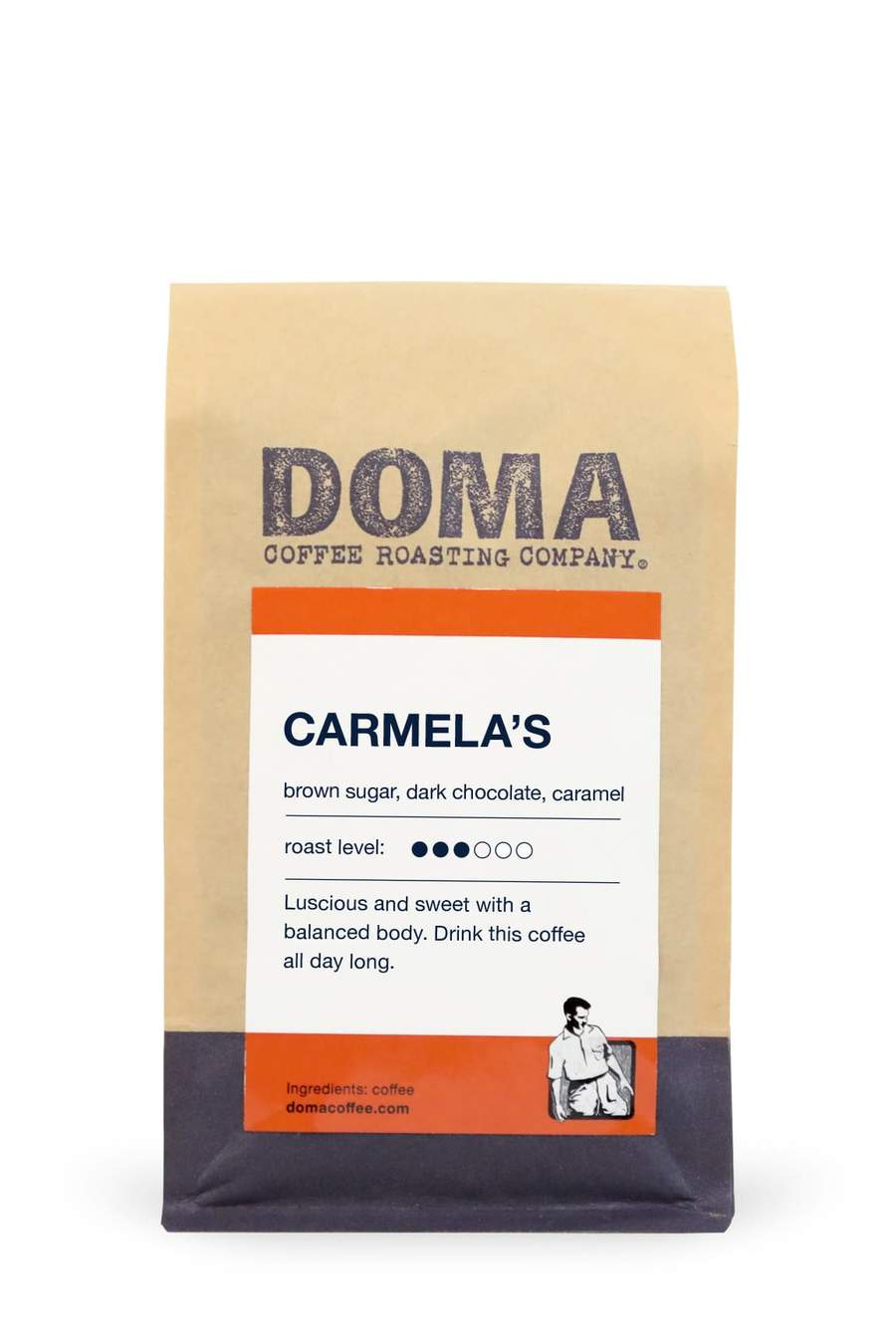 Carmela's Blend | Doma Coffee Roasting Company