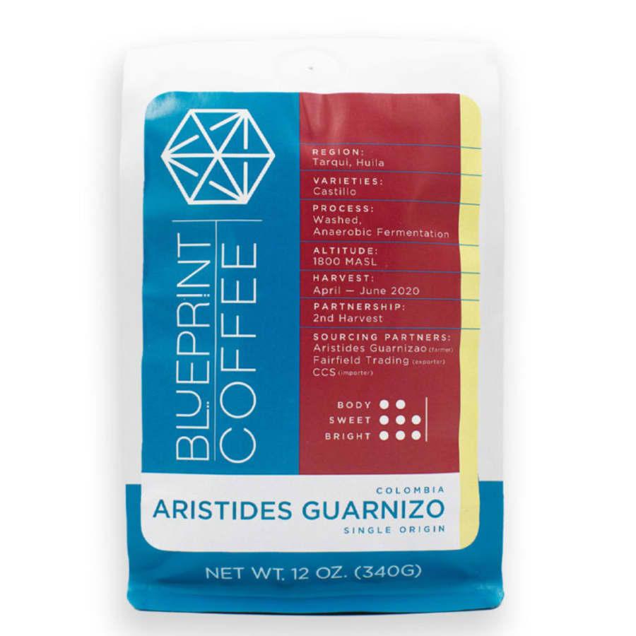 Aristides Guarnizo | Blueprint Coffee