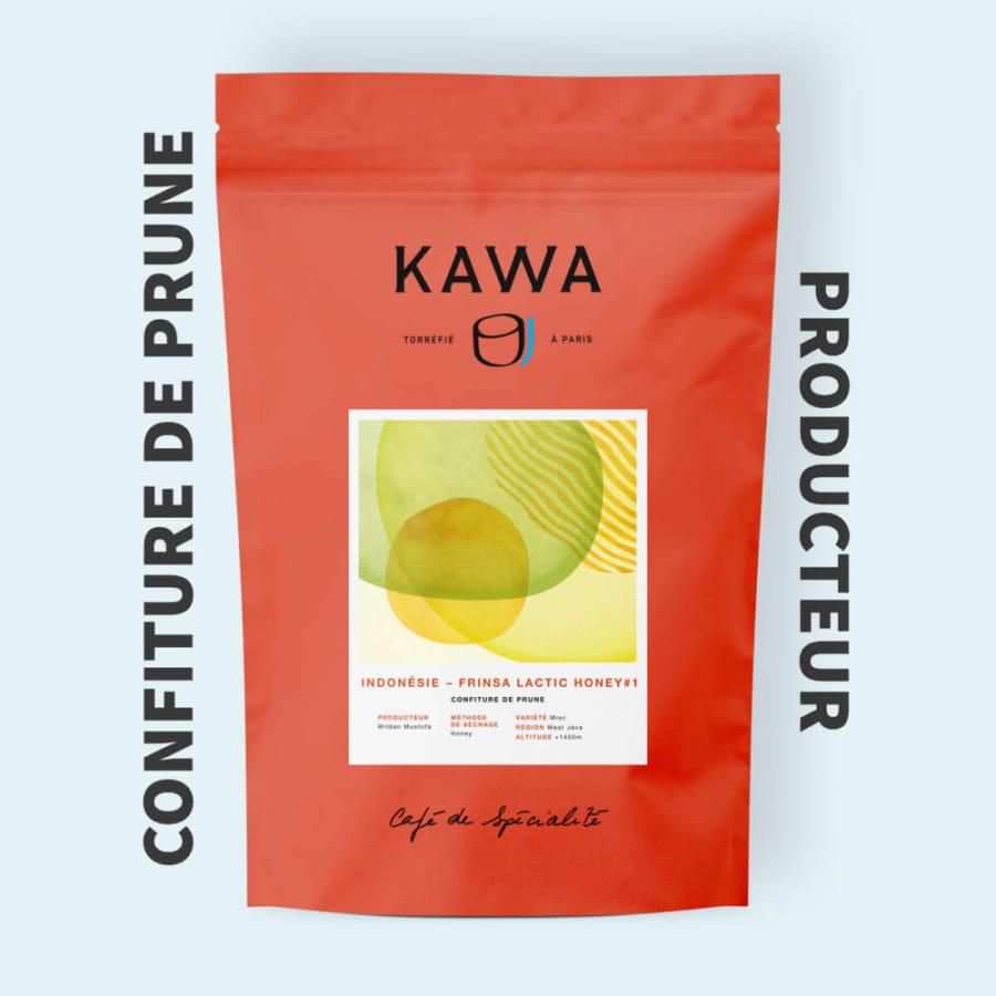 Frinsa Lactic Honey #1 | Kawa Coffee
