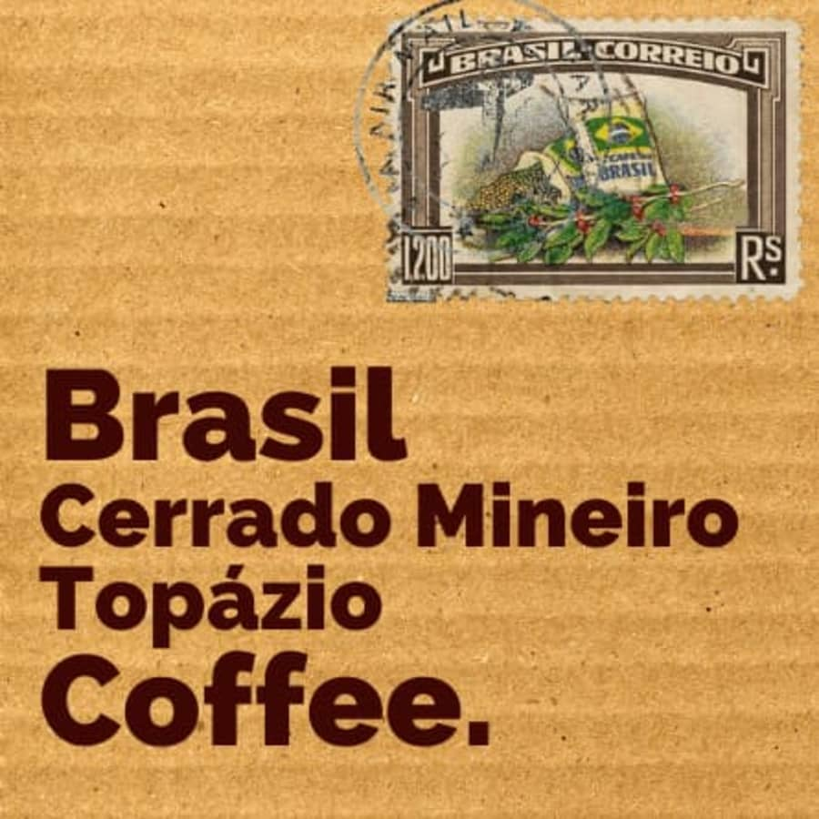 Brasil Cerrado Mineiro Topazio | Capital Coffee Roasters