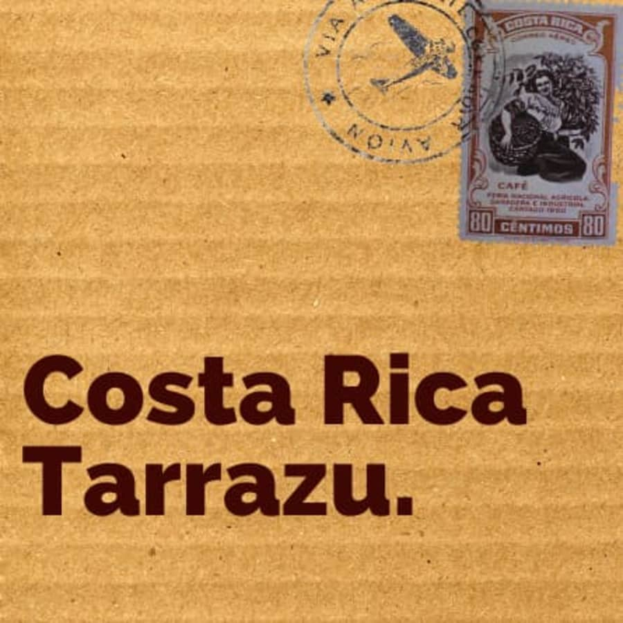 Costa Rica Tarrazu   Capital Coffee Roasters
