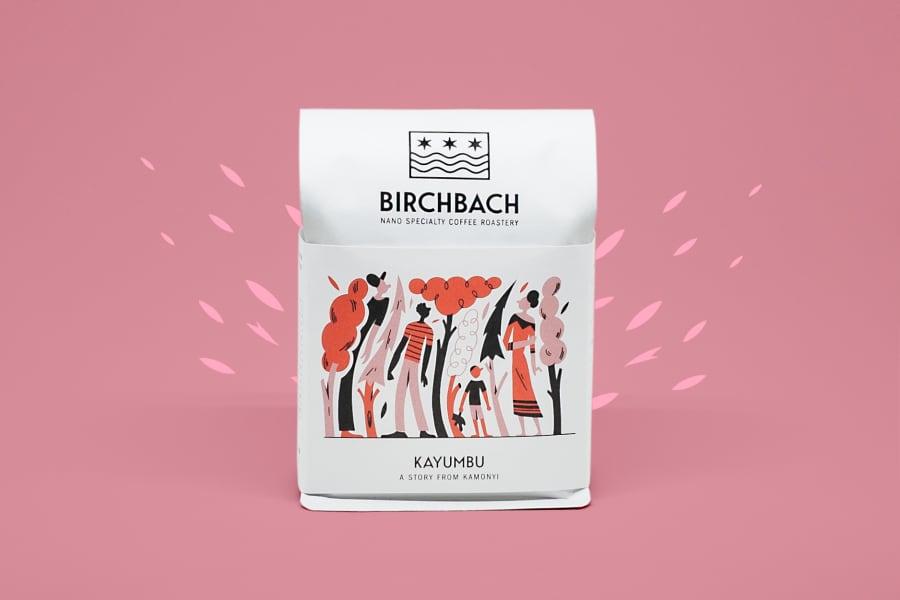 KAYUMBU   BIRCHBACH