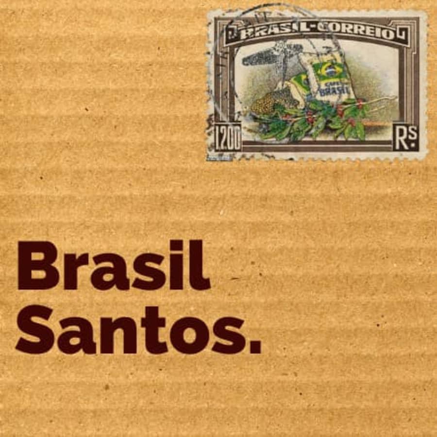 Brasil Santos | Capital Coffee Roasters