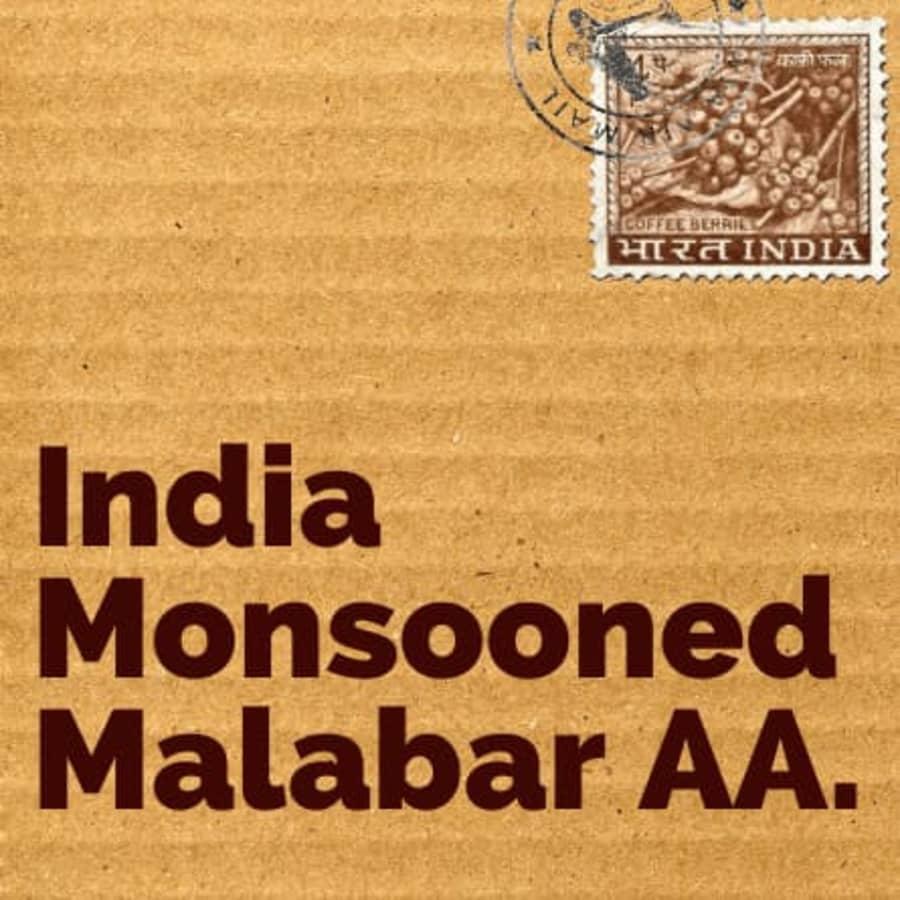 India Monsooned Malabar AA | Capital Coffee Roasters